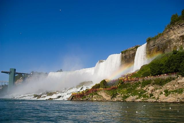 Niagarské vodopády aneb Niagara Falls