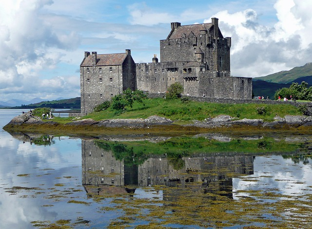 eilean donan hrad