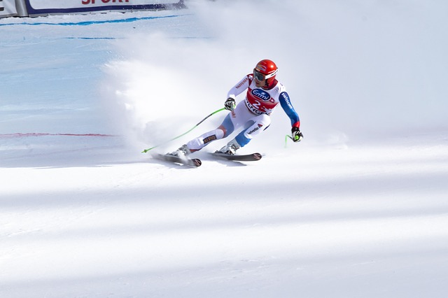 lyžařský závod