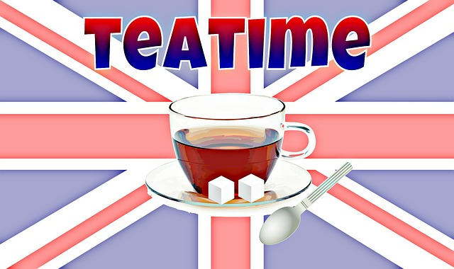 Tradice čaje o páté