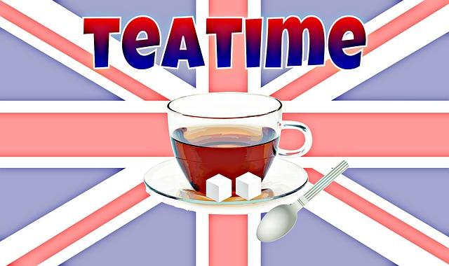 Čaj s vlajkou
