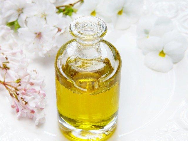 odličovací olej