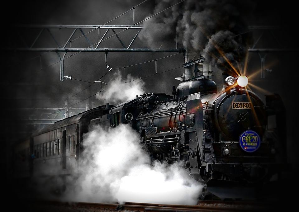 Železnice je plná dobrodružství
